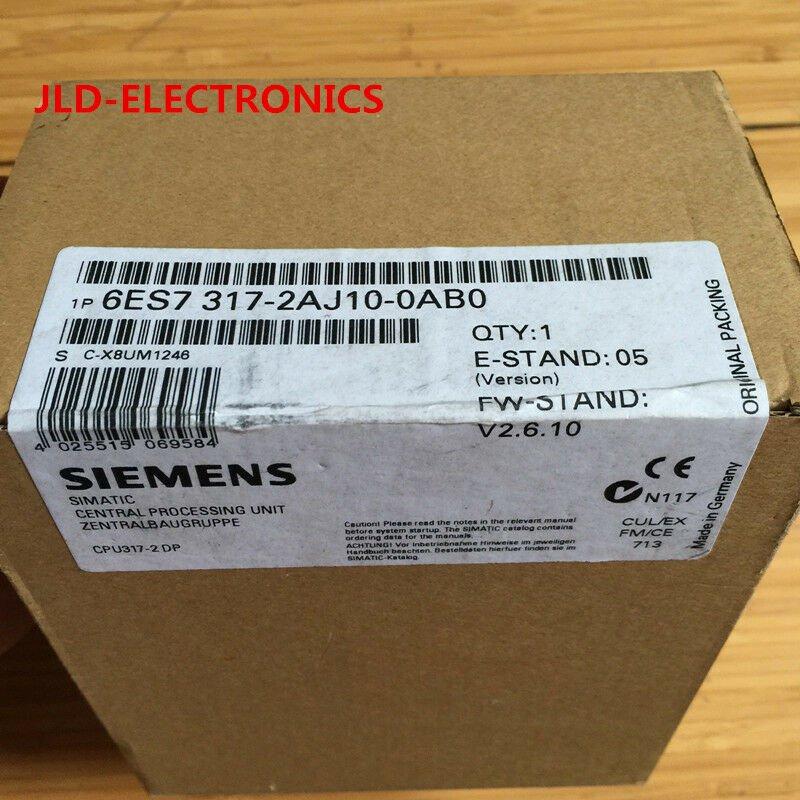 SIEMENS 6ES7317-2AJ10-0AB0 6ES7 317-2AJ10-0AB0 NEW IN BOX 1PCS