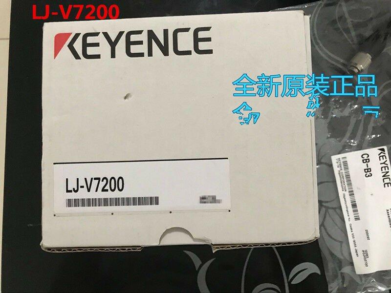 KEYENCE LJ-V7200 LJV7200 NEW IN BOX