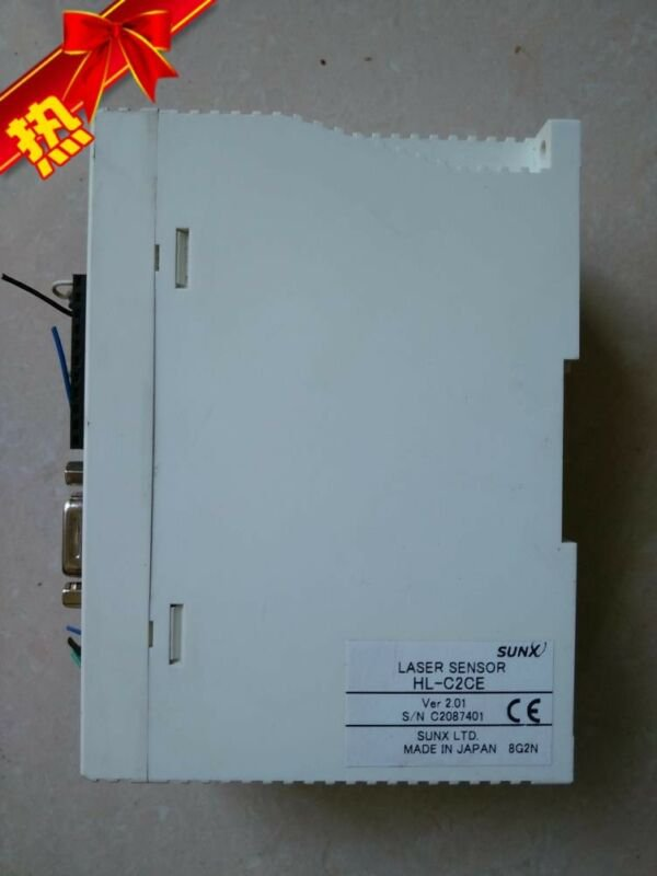SUNX HL-C2CE used and tested with 3month warranty