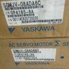 NEW YASKAWA AC SERVO MOTOR SGMJV-08ADA6C SGMJV08ADA6C FREE EXPEDITED SHIPPING