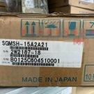 NEW ORIGINAL YASKAWA AC SERVO MOTOR SGMSH-15A2A21 FREE EXPEDITED SHIPPING