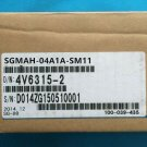 1PC YASKAWA AC SERVO MOTOR SGMAH-04A1A-SM11 NEW ORIGINAL FREE EXPEDITED SHIPPING