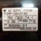 1PC NEW ORIGINAL YASKAWA  SERVO MOTOR SGMP-08A314S  FREE EXPEDITED SHIPPING
