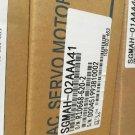 YASKAWA AC SERVO MOTOR SGMAH-02AAA41 NEW ORIGINAL 200W 200V 2.1A 0.63N.M 3000r/m