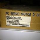 YASKAWA AC SERVO MOTOR SGMAH-04AAA21 NEW ORIGINAL 400W 200V 2.8A 1.27N.M 3000r/m
