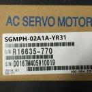 1PC YASKAWA AC SERVO MOTOR SGMPH-02A1A-YR31 NEW ORIGINAL FREE EXPEDITED SHIPPING