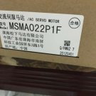 PANASONIC AC SERVO MOTOR MSMA022P1F NEW ORIGINAL FREE EXPEDITED SHIPPING