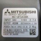 MITSUBISHI SERVO MOTOR HC-UFS43BK NEW ORIGINAL FREE EXPEDITED SHIPPING