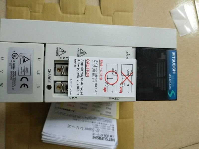 1PC MITSUBISHI AC SERVO DRIVER MR-J2S-60CL NEW ORIGINAL