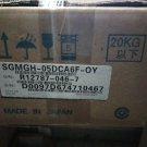 1PC  NEW YASKAWA AC SERVO MOTOR SGMGH-05DCA6F-OY  FREE EXPEDITED SHIPPING