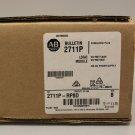 New Sealed Allen Bradley 2711P-RP8D PanelView Plus Logic Module Free DHL Ship