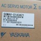 1PC YASKAWA AC SERVO MOTOR SGMAV-01A3A21 NEW ORIGINAL FREE EXPEDITED SHIPPING