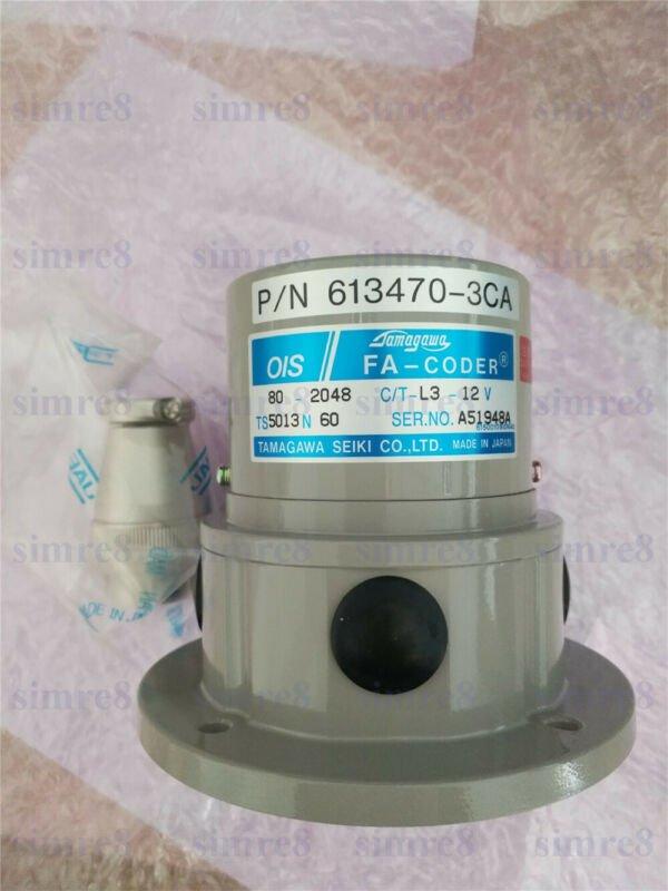 TAMAGAWA ENCODER OIS80-2048C/T-L3-12V TS5013N60 NEW FREE EXPEDITED SHIPPING