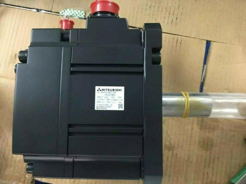 1PC Mitsubishi Ac Servo Motor HC203BS-A47 HC203BSA47 Free Expedited Shipping