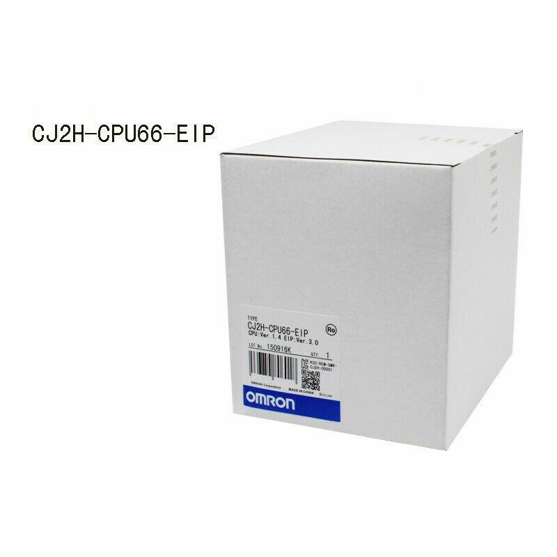 NEW OMRON CPU UNIT CJ2H-CPU66-EIP CJ2HCPU66EIP FREE EXPEDITED SHIPPING