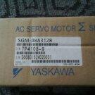 1PC YASKAWA AC SERVO MOTOR SGM-08A312B NEW ORIGINAL FREE EXPEDITED SHIPPING