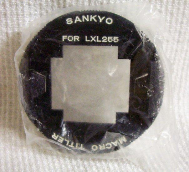 SANKYO MACRO TITLER FILTERS LXL255/182721