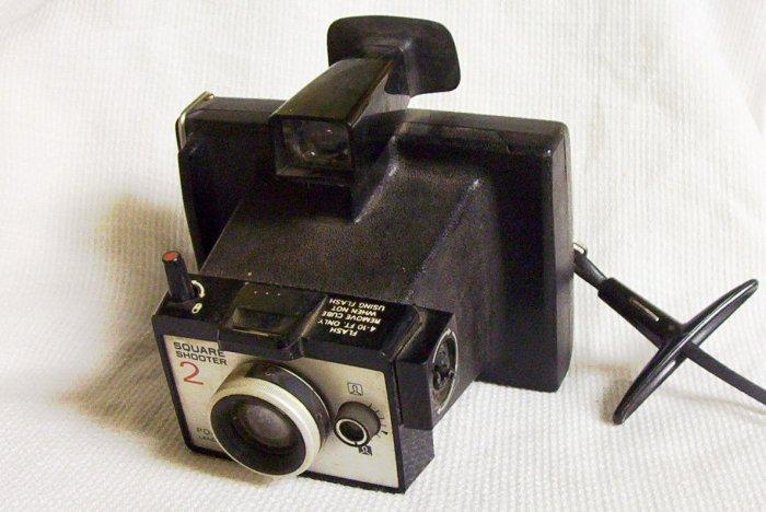(Vintage) Polaroid Square Shooter 2