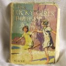 """The Lucky Girls' Budget """"Oh, I remember it"""" circa 1937"""