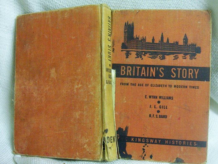 Britain's Story by J.L. Gill R.F.S. Baird 1938