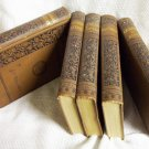 J.G. Holland 5 books set (1881 & 1882)