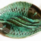BLUE MOUNTAIN POTTERY 1966 Vintage Fish Serving Dish