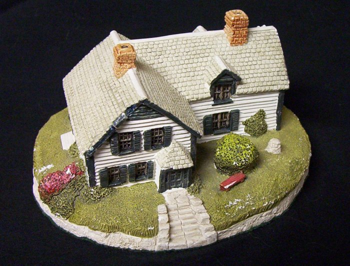 Hand Crafted/Painted (Westbury Guild) Anne/Green Gables