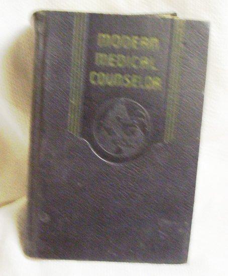 Modern Medical Counselor (1944) Vintage