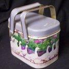 """Goose"" Miniature Vintage Lunch Box"
