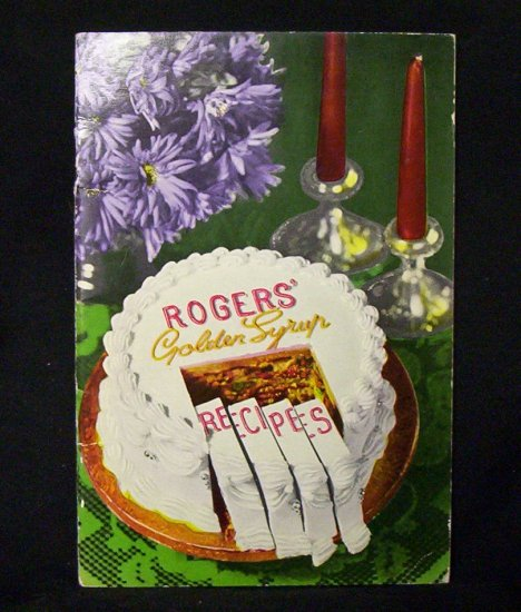 Rogers' Golden Syrup Recipes