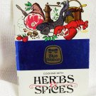 Blue Ribbon ~ Cooking with Herbs & Spices ~