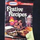 Kraft Festive Recipes (Including Coupons)