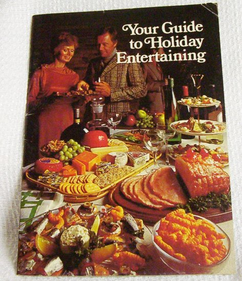 Your Guide to Holiday Entertaining (Christie Crackers) 1977