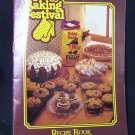 Robin Hood Baking Festival (1984) Recipe Book