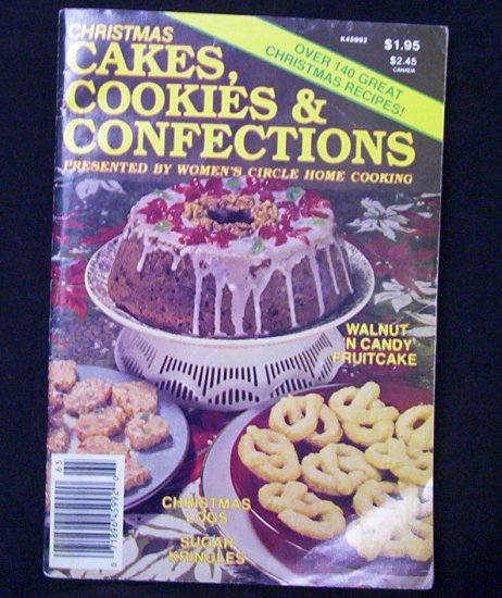 Christmas Cakes, Cookies and Confections (1986)