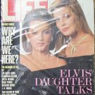LIFE MAGAZINE December 1988 Elvis' Daughter Talks