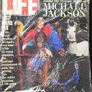 LIFE MAGAZINE June 1993 Michael Jackson