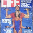 LIFE MAGAZINE October 1982 (Women Muscle In)