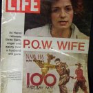 LIFE MAGAZINE Sept. 29th1972 P.O.W. Wife