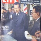 LIFE MAGAZINE Dec. 9, 1957 Nixon, Hagerty Talk to Press in White House