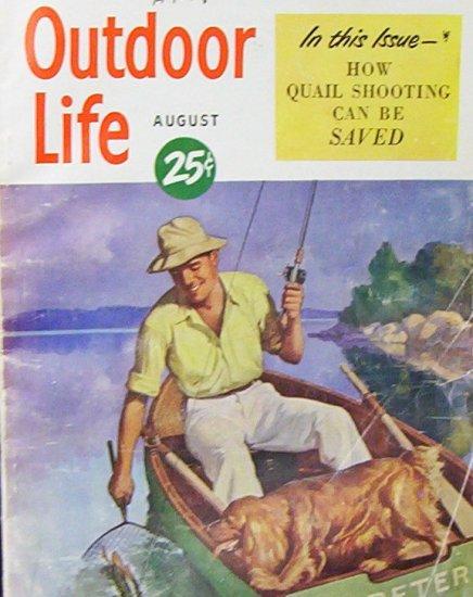 OUTDOOR LIFE AUGUST 1950