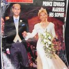 HELLO! June 29, 1999 Prince Edward Marries Sophie