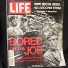 LIFE MAGAZINE Sept. 1972 'Bored on the Job'