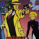 Dick Tracy 1990 Poster - Warren Beatty and Madonna