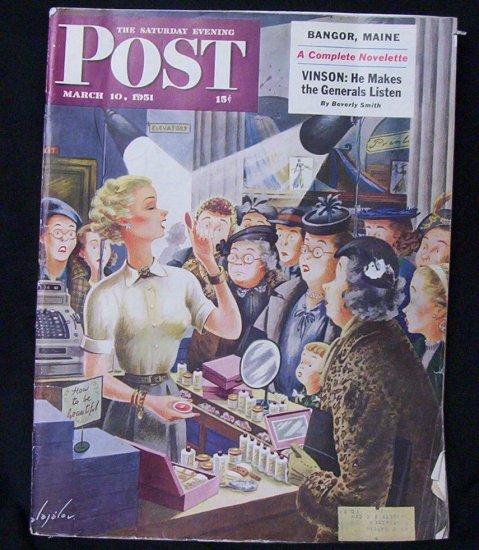 Saturday Evening Post Mar. 10, 1951