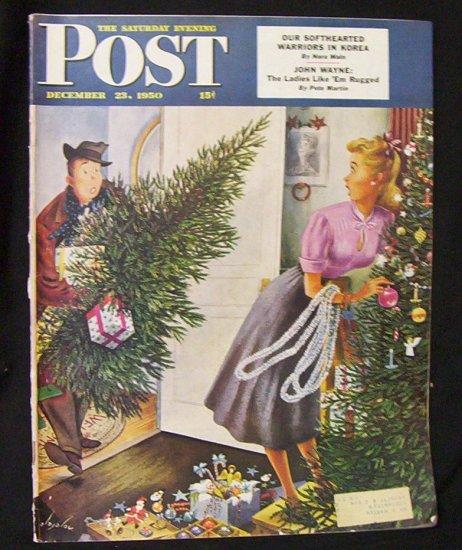Saturday Evening Post  December 23, 1950