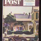 Saturday Evening Post  June 24, 1950