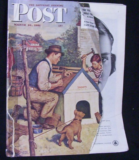 Saturday Evening Post  March 24, 1951