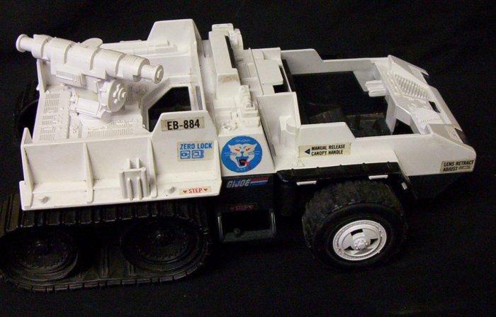 GI Joe 1985 Snow Cat