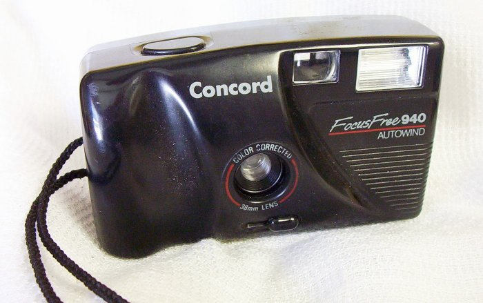 Concord Focus Free 940 Autowind
